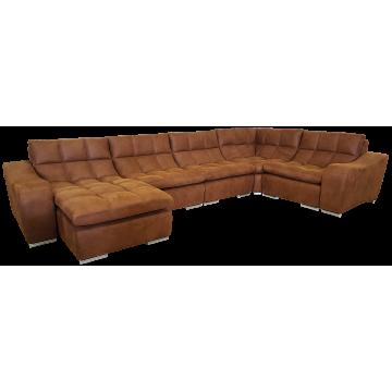 Ницца, угловой модульный диван