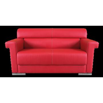 Блюм | прямой диван для офиса | Dolaro Red